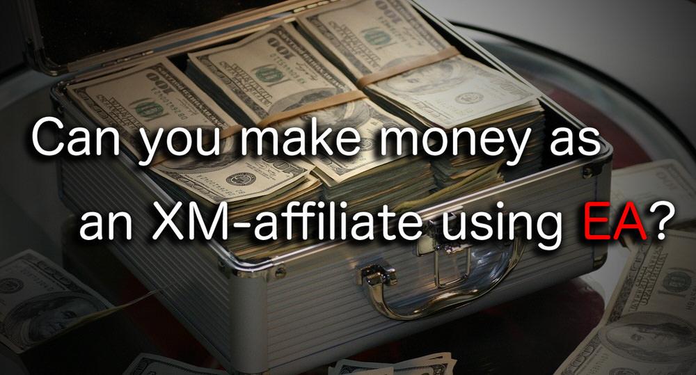 EAを使ったXMアフィリエイトは稼げるのか